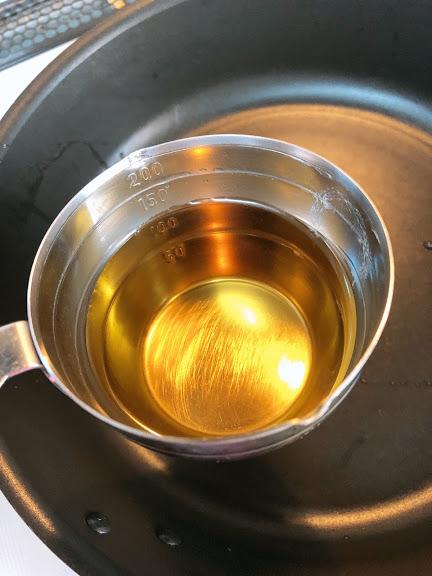 ドボドボの酢
