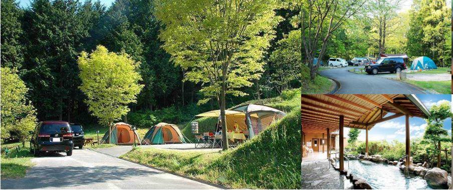 駒ヶ根高原アルプスの丘キャンプ場